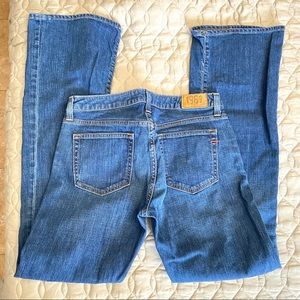 GAP 1969 Bootcut Denim Jeans